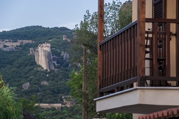 Photo Gallery: Double room (Meteora and rocks view)