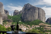 Photo Gallery: Double room (Meteora panoramic view)
