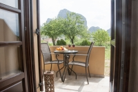 Photo Gallery: Quadruple room in the garden (Meteora view)