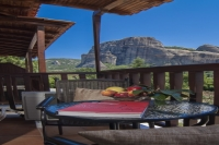 Photo Gallery: Quadruple room (Meteora panoramic view)