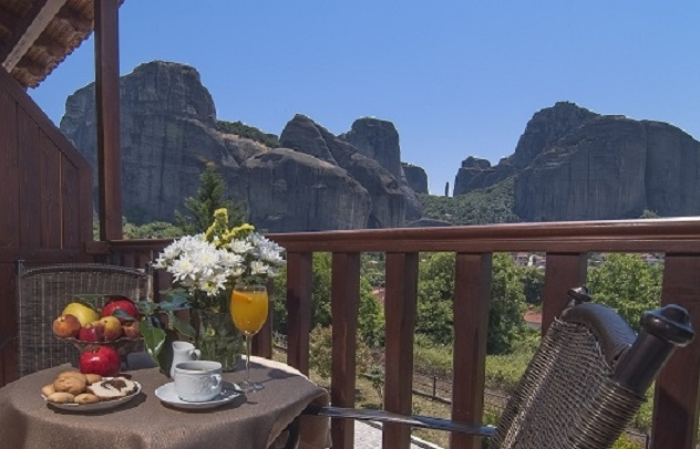 Photo Gallery: Superior Double room (Meteora panoramic view)